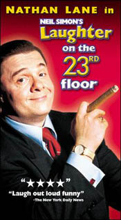 Laugher on the 23rd Floor Movei Poster Richard Benjamin