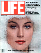 Life Magazine Lesley-Anne Down